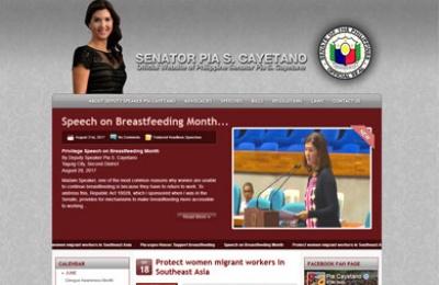senator cayetano